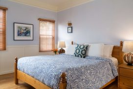 A beautiful room at the Cheshire Cat Inn & Cottages